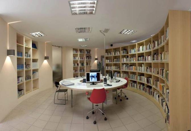 Biblioteca Museo Della Deportazione